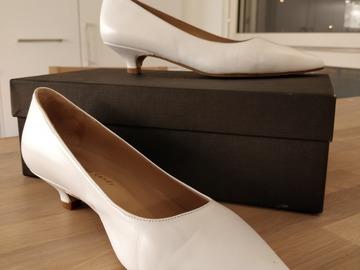 Ilmoitus: Shoes Like Candy kitten heel hääkengät