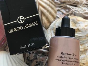 Venta: Giorgio Armani Maestro Fusion Foundation N 7