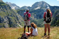 Réserver (avec paiement en ligne): Séjour randonnée à travers les parcs nationaux - Montenegro