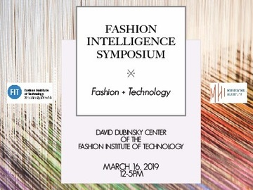Event:  The Murray Hill Institute's Fashion Intelligence Symposium