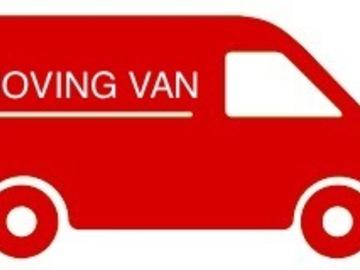 Myydään: Moving Van