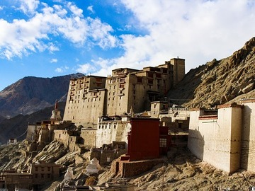 Book (with online payment): Ladakh - Inde