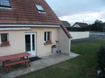 Location par mois: Gîte F3 - Denneville (70 m²)