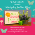 Event Listing: Make It Mine: Hello Spring!