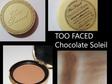 Buscando: Chocolate soleil too faced Bronzer formato antiguo