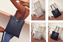 Buy Now: (40) Elegant Stylish Women Casual Fashion Handbag Purse Tote