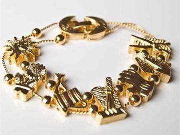 Buy Now: 40 pcs-- Gardener's Slide Charm Bracelet-- $2.50 each