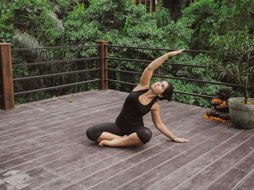 Private Session Offering: Gentle flow_Asana with Breathing Awareness