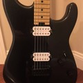 Selling: Charvel San Dimas Pro Mod HH w/Bare Knuckle Pups