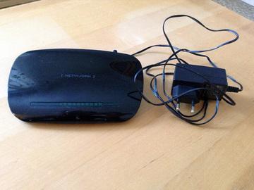 Myydään: Netwjork WLAN - wifi router