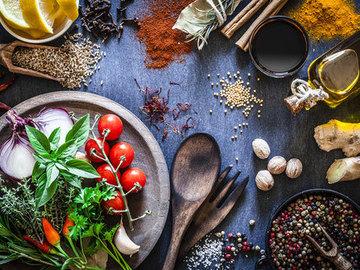 Workshop Angebot (Termine): Aromaküche äth. Öle Workshop