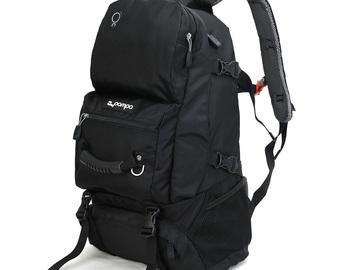 Liquidation Lot: 139 x 45L Waterproof Travel Backpacks for Women or Men