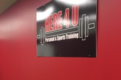 List a Space: Training studio