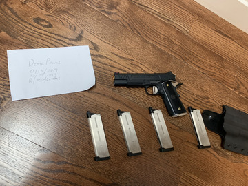 Selling: SAI TM  M1911