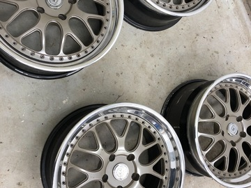 "Selling: 19"" DPE S20, three piece, freshly refinished"
