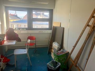 Renting out: Työ- ja toimistotiloja Hakaniemen Tilajakamossa