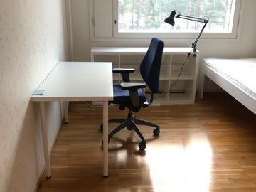 Annetaan vuokralle: Furnished rooms in Espoo, June 1.2019...onward, bills covered