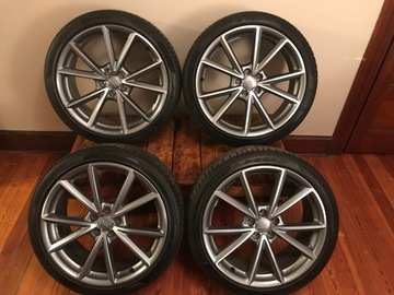 Selling: Q3 RS Wheels & Tires