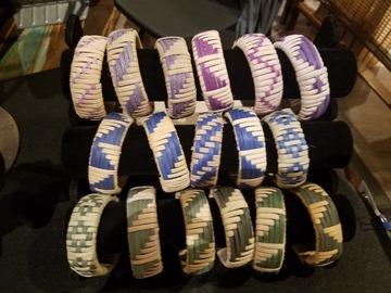 Selling: Basketwoven Bracelet