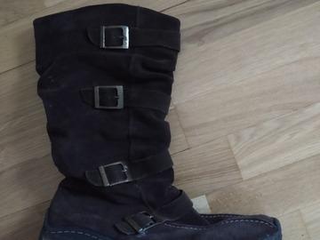 Myydään: Wintershoes Brand Rieker 39