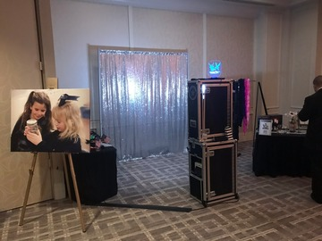 Request To Book & Pay In-Person (hourly/per party package pricing): Photo Booth Rental