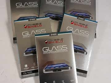 Buy Now: ZAGG InvisibleShield Glass Screen Protector for Samsung Galaxy S5