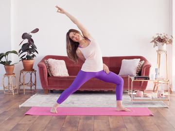 1 clase: Clase grupo: Yoga