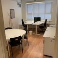 Renting out: Rauhallinen kalustettu toimistohuone loistavalla sijainnilla!
