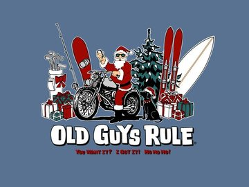 Buy Now: 100 NEW OLD GUYS RULE HOLIDAY SHIRTS 25 M, 25 L, 25 XL, 25 2X