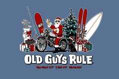 Buy Now: 48 NEW OLD GUYS RULE HOLIDAY SHIRTS 4 M, 14 L, 16 XL, 14 2X
