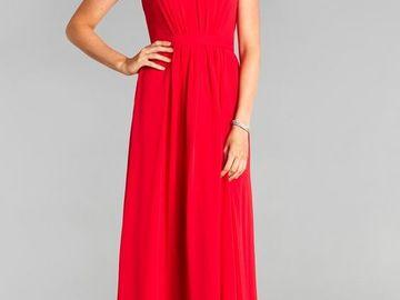 Ilmoitus: UUSI Tiffanys Maria by Serenade mekko (valkoinen)