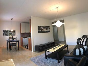 Annetaan vuokralle: 62 m2, furnished flat at Leppävaara area