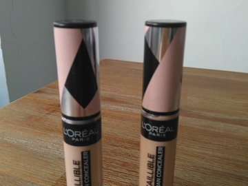 Venta: Pack de Correctores  infalible de L'Oréal.