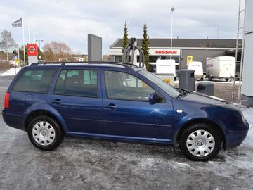 Selling: Volkswagen Golf 1.6 Atlantic Variant