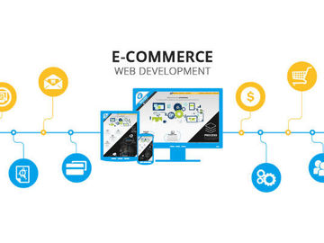 Offering with online payment: Build simplistic e-commerce website
