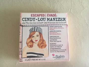 Venta: The Balm Cindy-lou Manizer