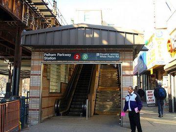 Daily Rentals: Bronx parking spot by Pelham parkway 5 Train