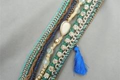 Liquidation Lot: 60 pcs-- Express Bracelets-- $40.00 retail   Cost $1.50 pcs