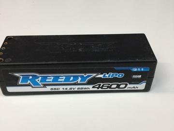 Selling: Reedy 4s 4600mah 14.8v 55c
