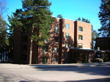 Annetaan vuokralle: 18m2 well-equipped student apartment for rent on Jämeräntaival with Student Union price.
