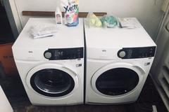 Vermieten: Waschmaschine & Wäschetrockner