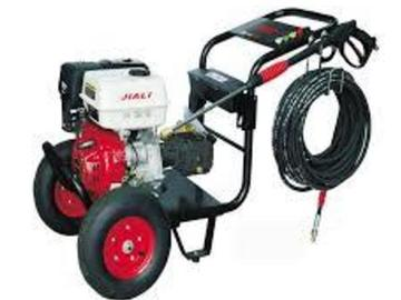 Renting out equipment (w/ operator): Pressure washer with operator