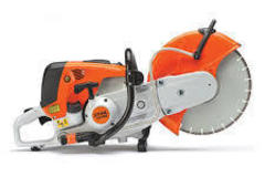 Renting out equipment (w/ operator): Concrete saw (handheld) with operator