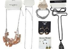 Buy Now: 100 pcs-- Kohl's, Studio Works, Kim Rodgers Jewelry -- NEW-$1.49