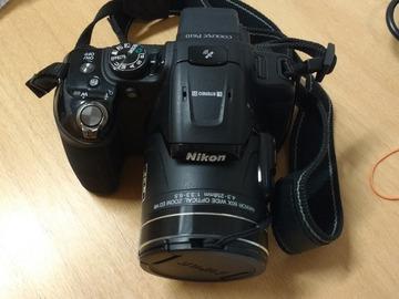 Myydään: NIKON P610