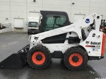 Renting out equipment (w/ operator): Bob Cat Lg. A770 - Attachments available.