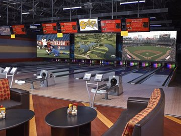 Request To Book & Pay In-Person (hourly/per party package pricing): Laser Tag + Bowling + Arcade Party!