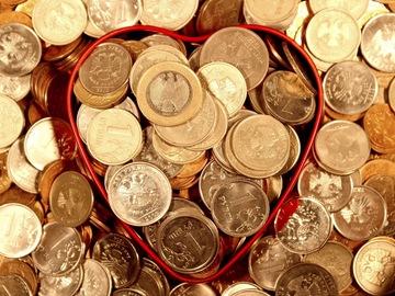 Selling: Money spell