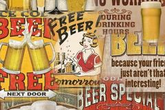 Buy Now: 15 DIFFERENT HUMOROUS BEER STYLE SIGN SET $9.95 EA. FREE SHIPPING
