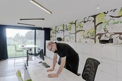 Click foto voor info: CreJA Architectuur bvba - Hasselt-Stokrooie